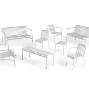 HAY Palissade Bench Hot Galvanised