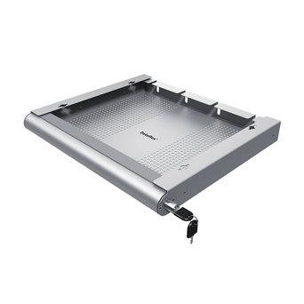Dataflex OUTLET | Dataflex Addit Laptop-Sicherheitsschublade | Silber