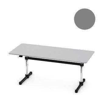 USM OUTLET | USM  Kitos M | B 170 x T 75 x H 70 / 115 cm | Laminat mid-grey