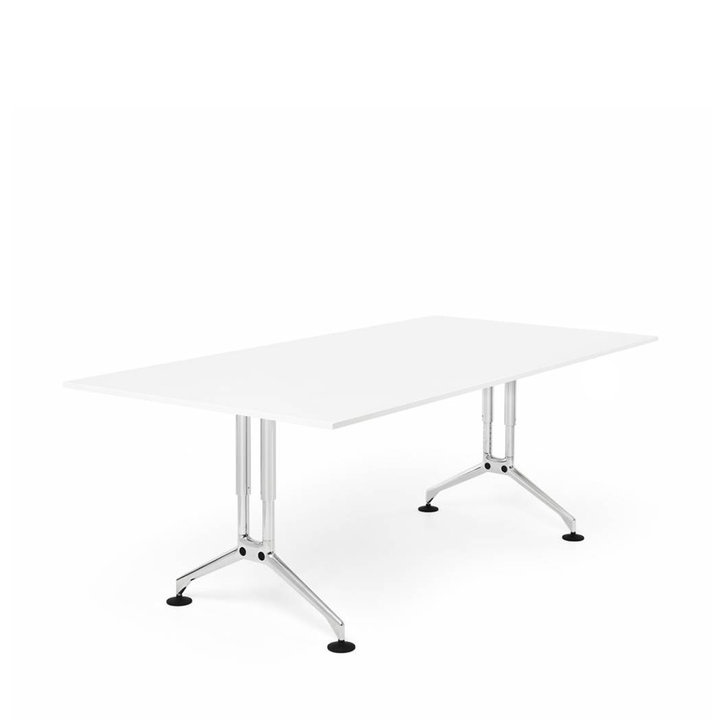 Refurbished Vitra Ad Hoc Spatio conference table