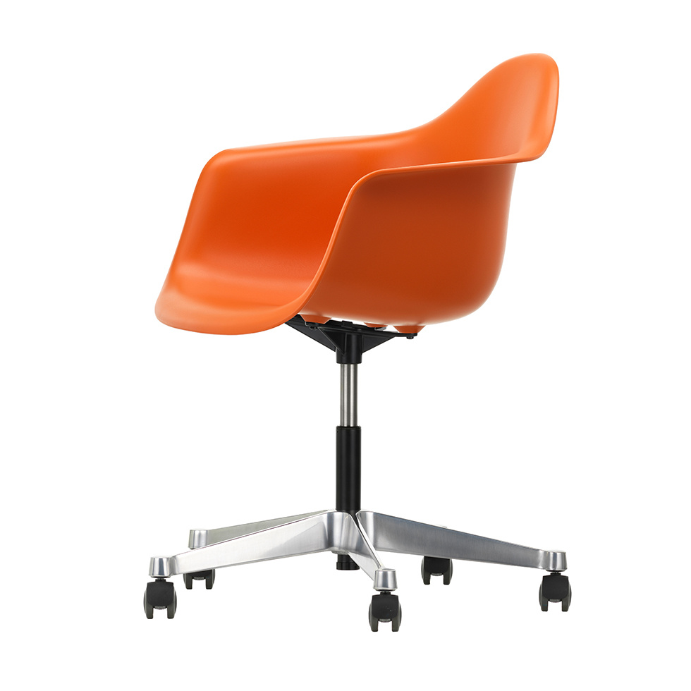 Vitra Eames Plastic Armchair PACC | Bureaustoel - Workbrands