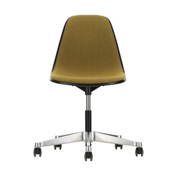 Vitra Vitra Eames Plastic Side Chair PSCC | With full upholstery