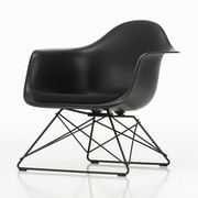Vitra Eames Plastic Armchair LAR | Seat upholstery