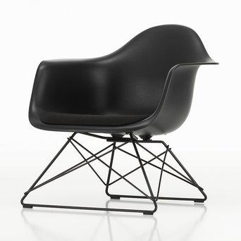 Vitra Vitra Eames Plastic Armchair LAR | Bezug Sitzfläche