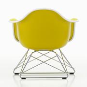 Vitra Eames Plastic Armchair LAR | Full upholstery