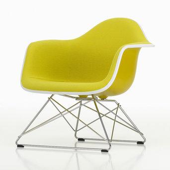 Vitra Vitra Eames Plastic Armchair LAR | Volledig bekleed