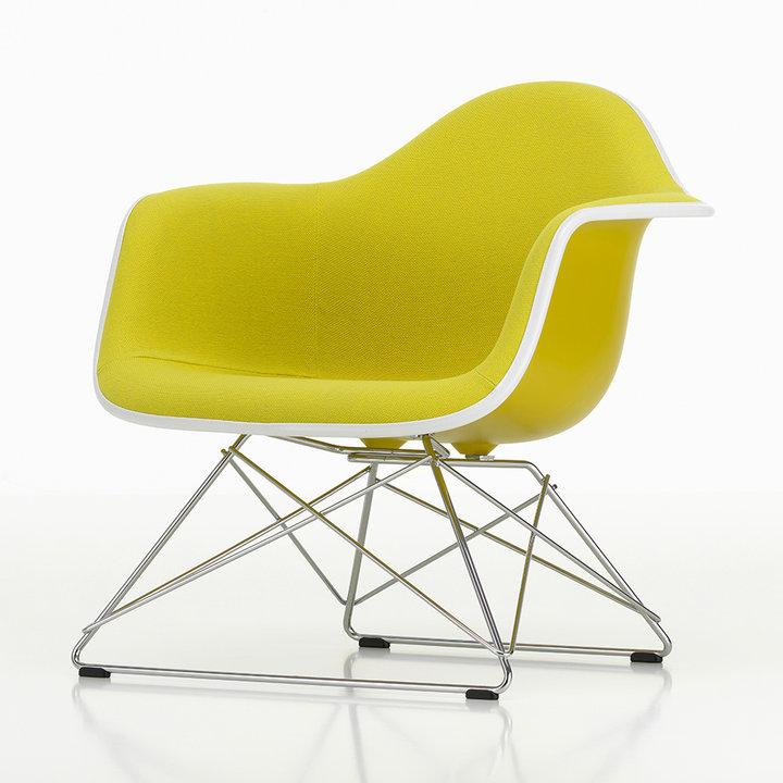 Vitra Eames Plastic Armchair LAR | Völlig bezogen