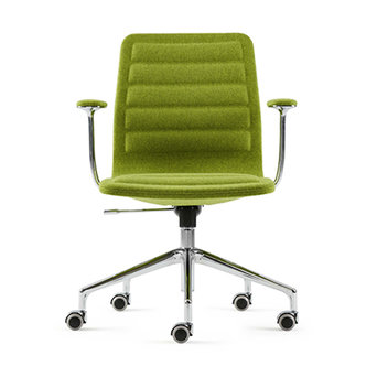 Cappellini Cappellini Lotus Low | Office chair