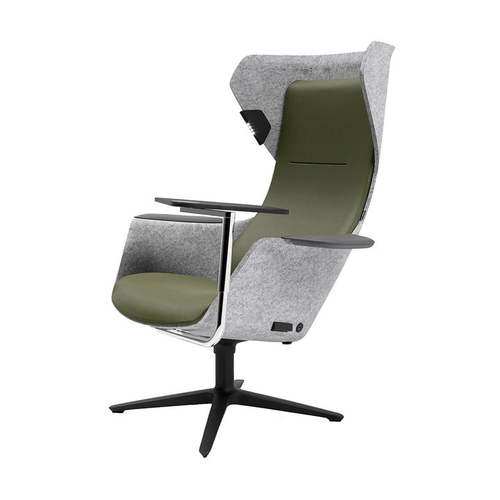 Klöber Wooom Lounge Chair