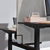 OUTLET | Workbrands Smart scherm | 160 x 65 cm | Nemo NE-10 lichtgrijs