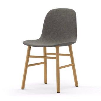 Normann Copenhagen Normann Copenhagen Form Chair Wood | Full upholstery