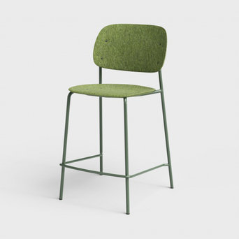 De Vorm De Vorm Hale Counter Stool