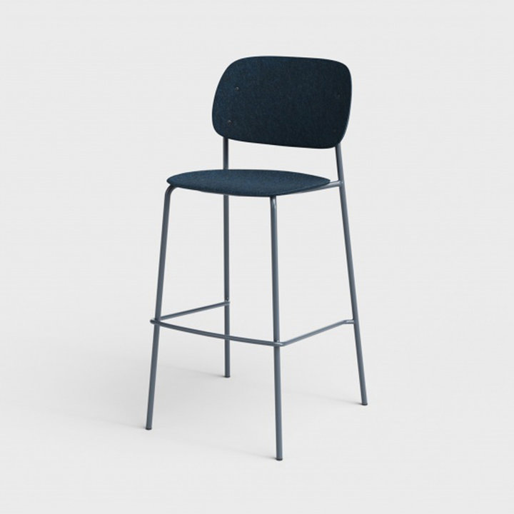 De Vorm Hale Bar Stool