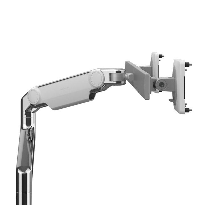 Refurbished Humanscale M8 | Aluminium | White