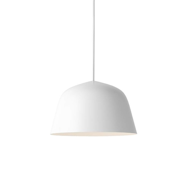 OUTLET | Muuto Ambit | Ø 40 x H 23,8 cm | White
