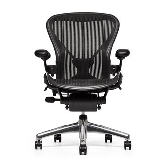 Herman Miller OUTLET | Herman Miller Aeron Chair Classic | Maat A