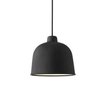 Muuto OUTLET   Muuto Grain Lamp   Zwart