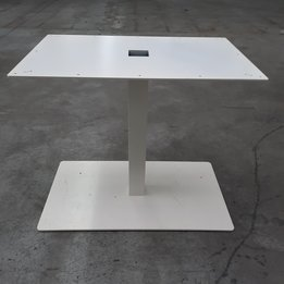 Workbrands RWC | Tafelonderstel | Wit | B 90 x D 50 x H 73,5 cm
