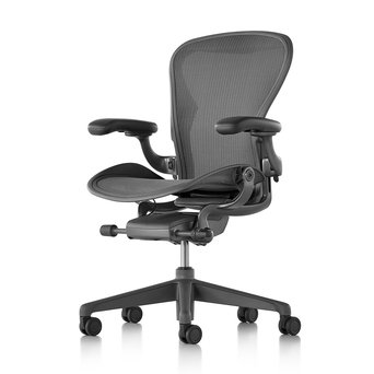 Herman Miller @Home Herman Miller Aeron Chair Remastered | Graphite