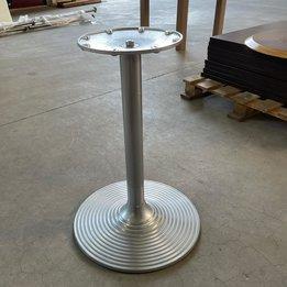 Workbrands RWC   Rond tafelonderstel   Staal   Trompetvoet   Ø 50 x H 71 cm