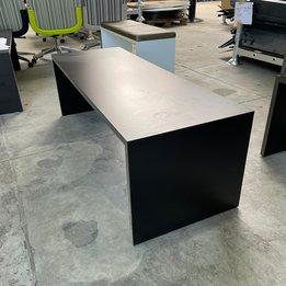 Workbrands RWC   Rechthoekige salontafel   Hout   Wangpoot   B 140 x D 50 x H 45 cm
