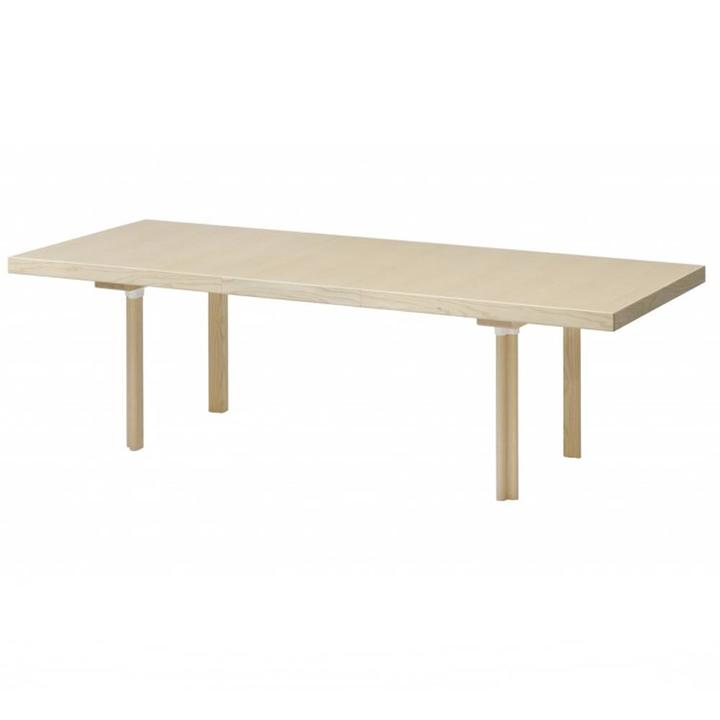 OUTLET | Artek Extension Table H92 | Brown birch