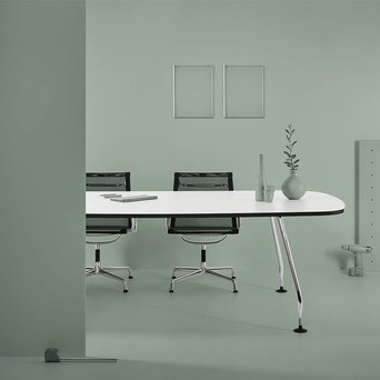 Vitra Refurbished Vitra Ad Hoc conference table