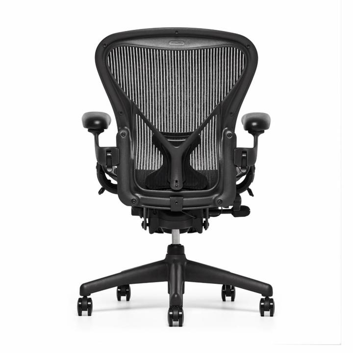 Refurbished Herman Miller Aeron Chair Classic | Graphite