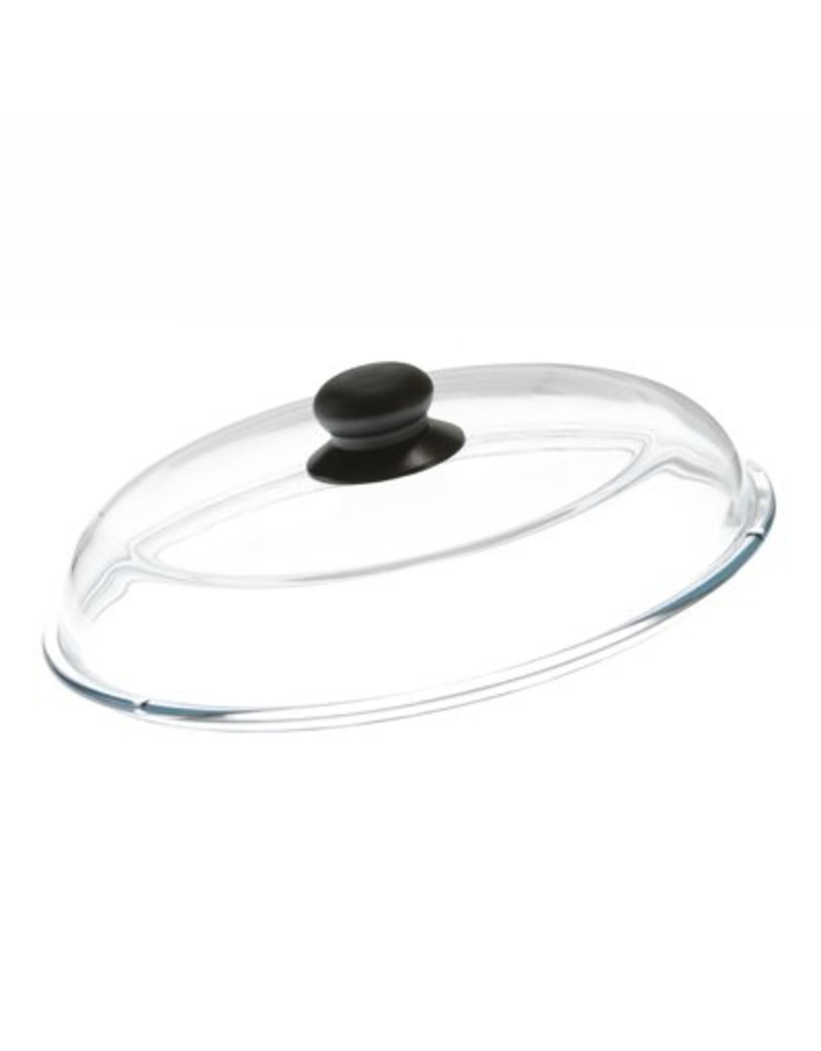 Braet 28 cm Glasdeksel rond