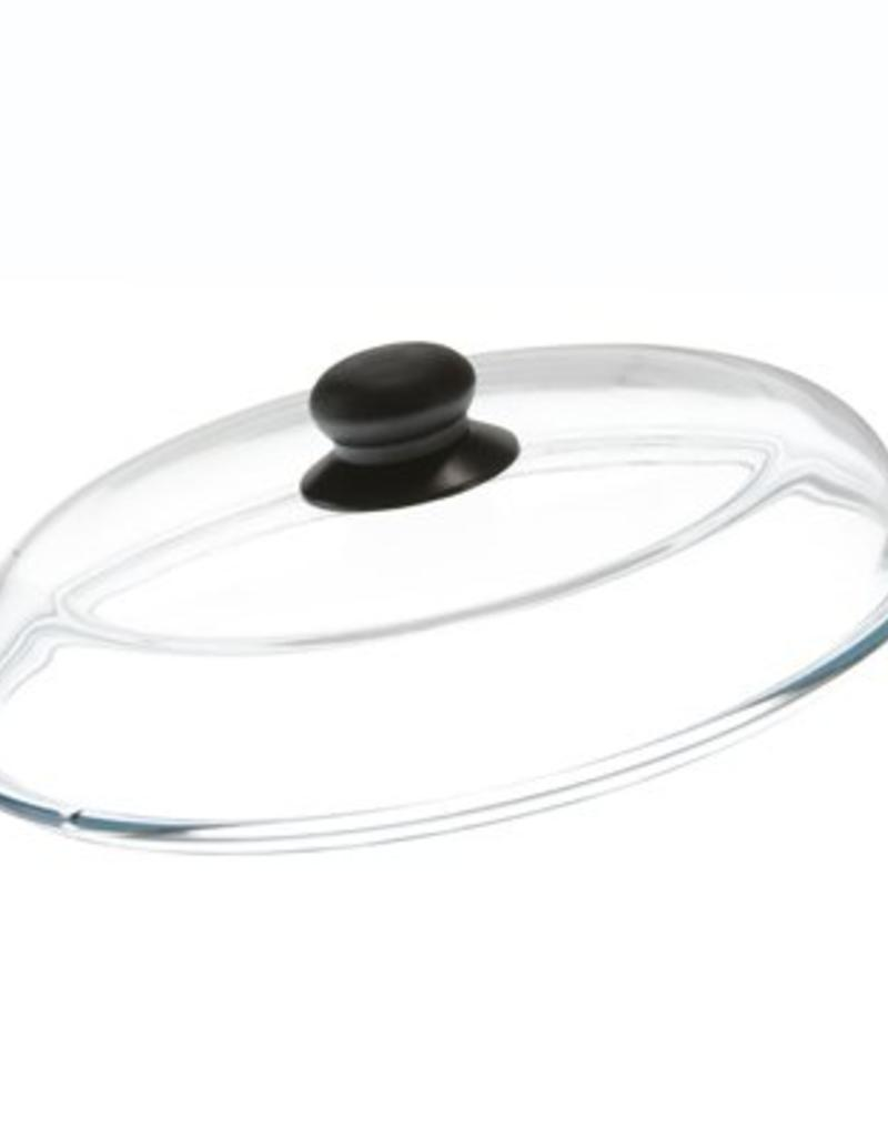 Braet 20 cm Glasdeksel rond