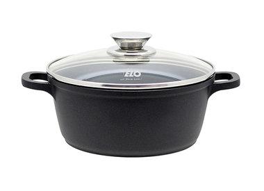 Set Kookpannen, ook geschikt voor inductie. Deze maand met een veilige blikopener GRATIS!!