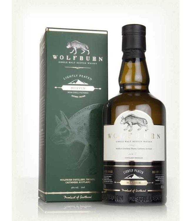 WOLFBURN  Wolfburn Morven Single Malt (70cl, 46%)