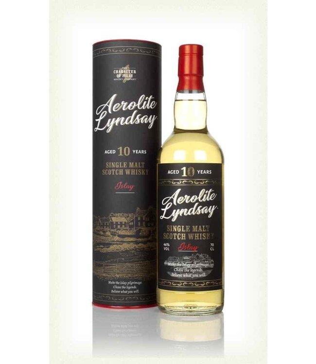Aerolite Lyndsay 10 Year Old - The Character of Islay Whisky Company (70cl, 46%)