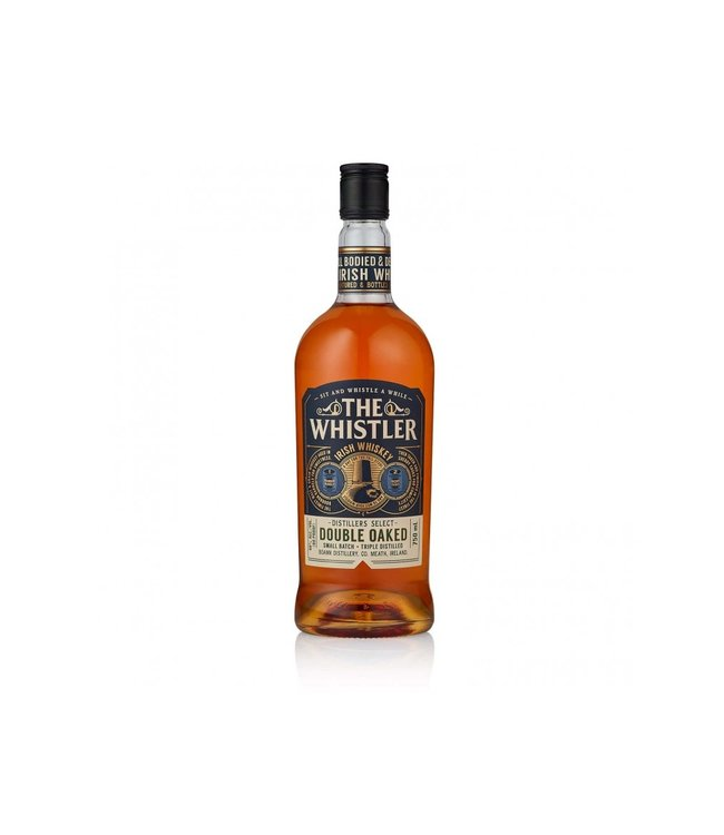 The Whistler Double Oaked 40%