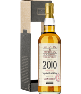 "WILSON AND MORGAN  Glenrothes 2010-19 ""Sherry Finish Oloroso"""