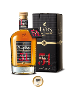 Slyrs Single Malt Whisky Fifty-One
