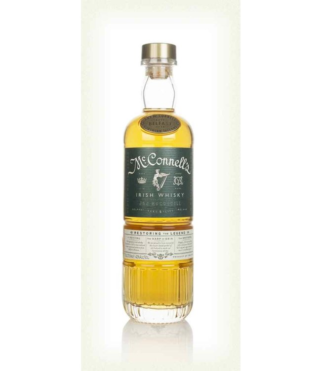 McConnell's  McConnell's 5 Year Old Irish Whiskey (70cl, 42%)