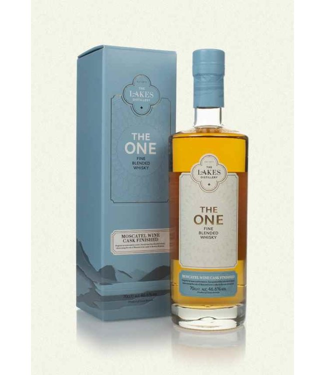 The Lakes  The ONE Moscatel Cask Finished (70cl, 46.6%)