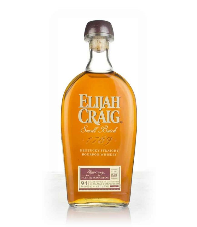 Elijah Craig Small Batch Bourbon (70cl, 47%)