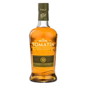TOMATIN 12 Year Old (70cl, 43.0%)