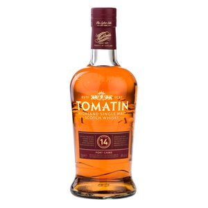 TOMATIN 14 Year Old Tawny Port Finish (70cl / 46%)