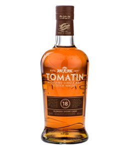 TOMATIN 18 Year Old Sherry Cask