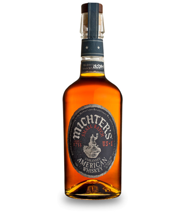 Michter's US*1 Unblended American Whiskey (70cl, 41.7%)