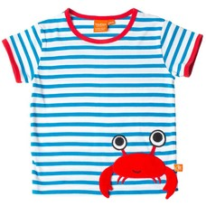 Lipfish shirt Crab streep