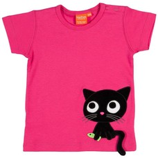 Lipfish Shirt Kitten ss