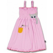 Ubang Dress Cat chasing Mouse