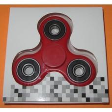 Fidget Spinner rood/zwart