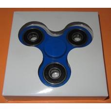 Fidget Spinner blauw/zwart #2