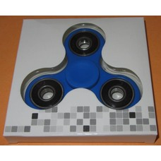 Fidget Spinner Blue / black # 3