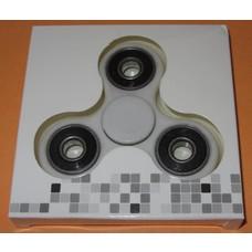 Fidget Spinner wit/zwart#2